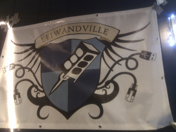 Leiwandville
